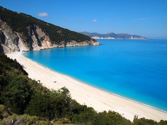 Najlepše plaže Jonske obale